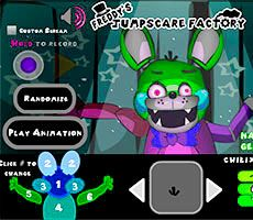 Animatronics Jumpscare Factory